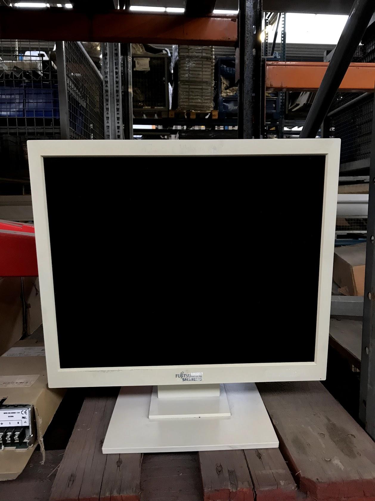 Fujitsu Computer Siemens monitor